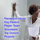 "As your contact list grows (your email list of friends and supporters) it will eventually evolve into ""sublists."" For example, our system allows you to code any of your contacts into one or more groups. Some common groups are Key Pastors, Top Donors, Prayer Team, Volunteers, Reception Hosts, etc. Having the ability to ""pull out"" these sublists and work with them can really strengthen your ministry."