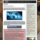 "When you affiliate with WOM, you will have access our growing Resource Library which is not available to the general public. In it you will discover insights and keys for success as a missionary. It all begins in our ""Starter Pack"" that has 7-Key Messages to get you started on the right foot with WOM. There's also info on filing taxes as a mission worker, health insurance, training videos, and much more."