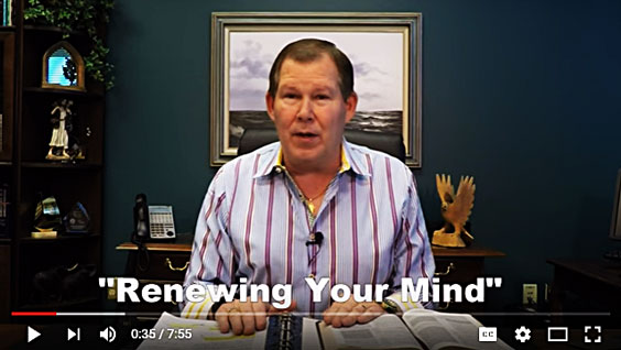 VV101 Renewing Your Mind YouTube Video